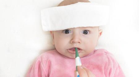 Soigner naturellement le rhume de bébé