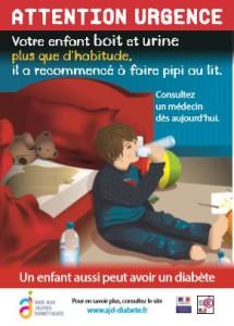 affiche-campagne-diabete-enfant-2014