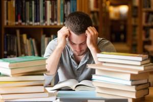 Homéopathie peut soigner le stress, les angoisses, le trac des examens...