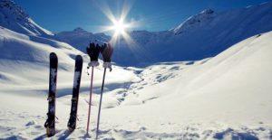 Récupération musculaire aux sports d'hiver
