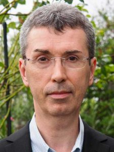 Philippe Banel est Aromatologue