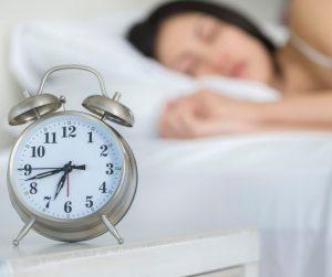 Difficultés d'endormissement, anxiété, palpitation