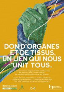 Don d'organes et de tissus