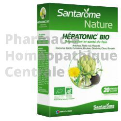 Santarome Hepatonic Bio 20amp 10ml