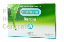 OLIOSEPTIL BRONCHES, 15 gélules BEA
