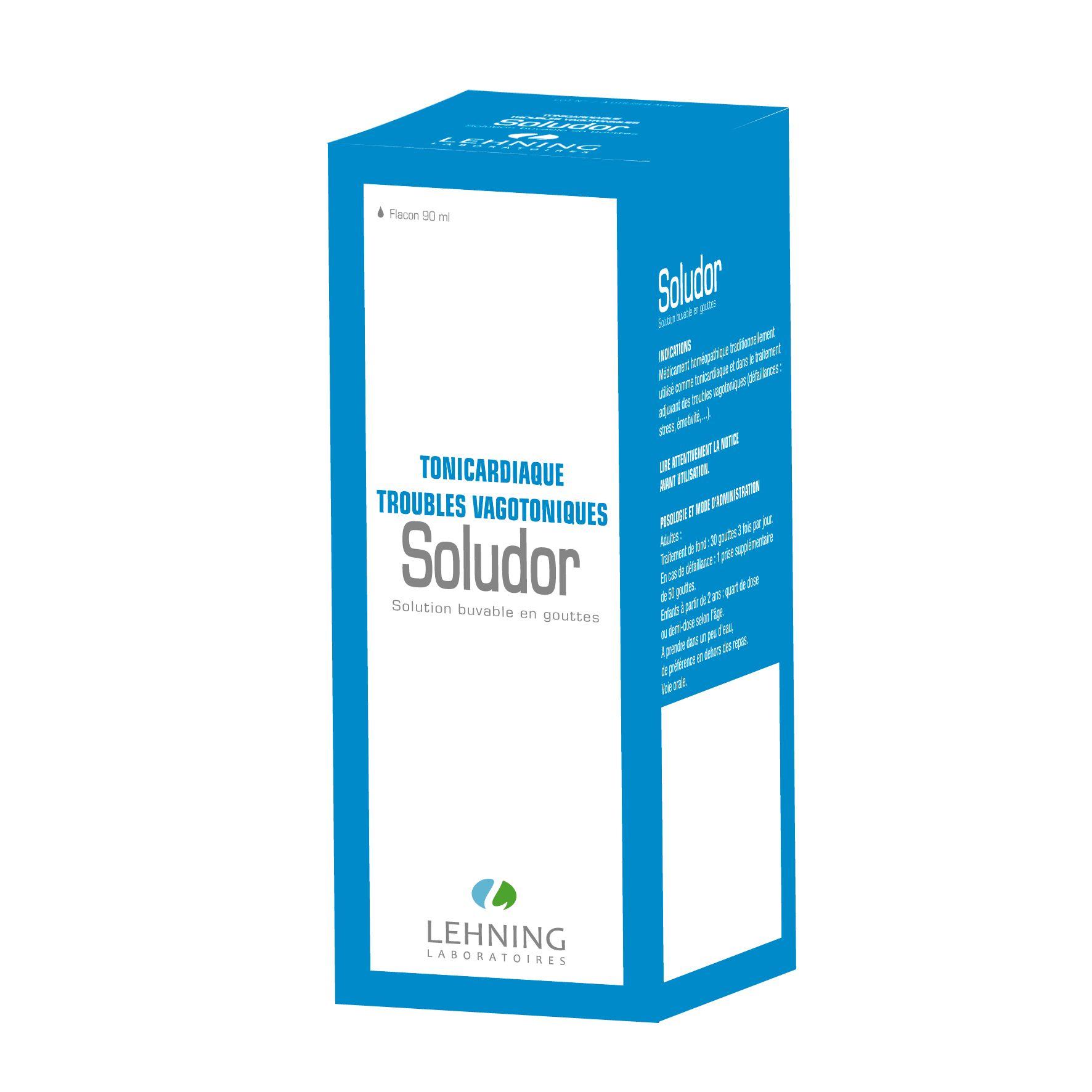 Soludor lehning gouttes - Homeopathie coup de froid ...