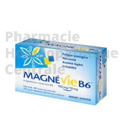 MAGNEVIE B6 100mg 10mg