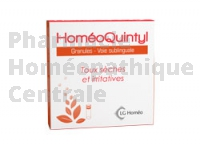 HoméoQuintyl tube homeopathie