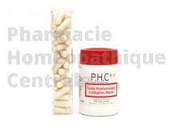 Acide hyaluronique PHC hydratation peau