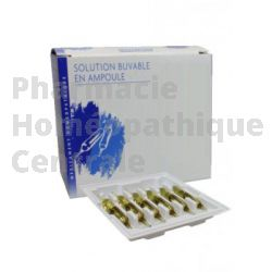 LUTEIN 8DH 30 ampoules
