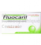 FLUOCARIL DENTIFRICE BIFLUORE 250mg Goût menthe (Lot de 2x125 ml)