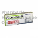 FLUOCARIL DENTIFRICE BLANCHEUR (Lot de 2x75ml)