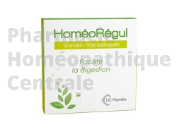 Homeoregul digestion difficile