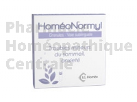 HoméoNormyl tube homeopathie