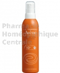 AVENE SOLAIRE PROTECTION FAIBLE SPRAY 10 200ml