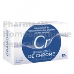 Granions de Chrome 25µg, 30 amp. 2ml