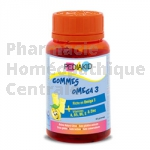 Gommes oursons omega 3