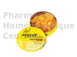 Rescue Pastilles - Orange Sureau - concentré de zen
