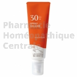 Spray solaire Bio Biarritz Alga Maris Haute protection Visage 30